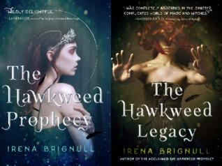 The Hawkweed Series (2 Book Series)