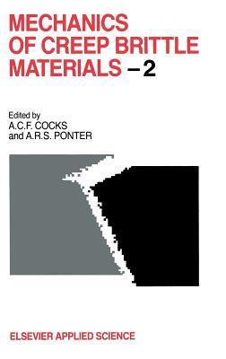 Mechanics of Creep Brittle Materials