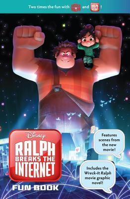 Disney Ralph Breaks the Internet Fun Book