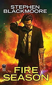 Fire Season (Eric Carter #4)