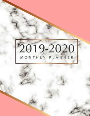 2019 2020 monthly planner two year monthly calendar planner 24