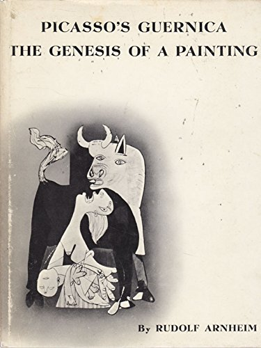 Picasso's Guernica;: The genesis of a painting