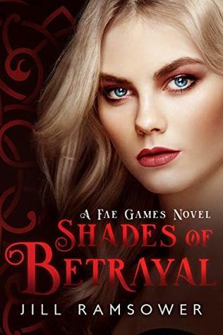 Shades of Betrayal by Jill Ramsower