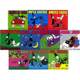 Meg and Mog Collection 10 Books Bundle