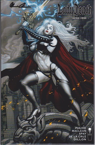 Lady Death: Nightmare Symphony #1