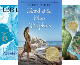 A Newbery (4 Book Series)