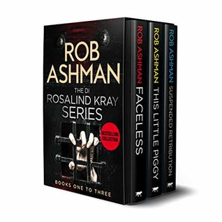 The DI Rosalind Kray Series: books 1-3