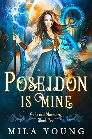 Poseidon Is Mine by Mila Young