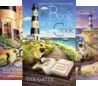A Lighthouse Library Mystery (3 Book Series)