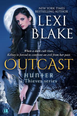 Outcast (Hunter, #4; Thieves, #9)