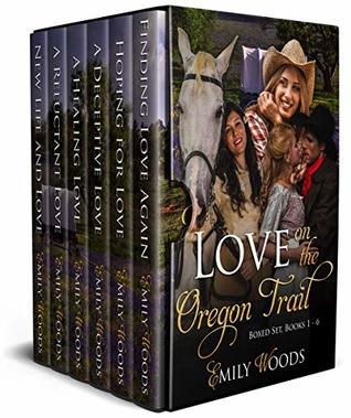 Love on the Oregon Trail Boxed Set: Books 1 - 6