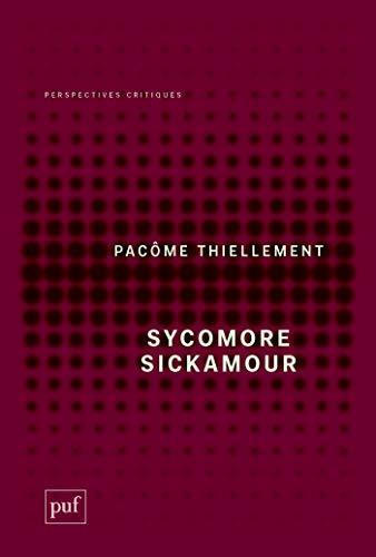 Sycomore Sickamour