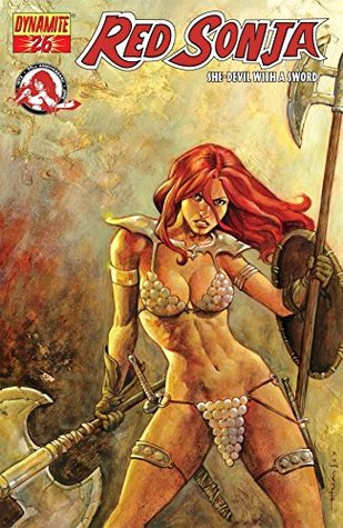Red Sonja: She-Devil With a Sword #26 (Red Sonja: She-Devil With a Sword (2010-2013))