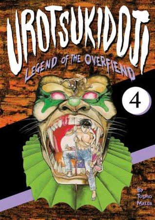 Urotsukidoji: Legend of the Overfiend, Volume 4