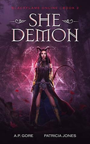 She Demon: BlackFlame Online Book 2