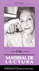 Ida Vitale. Poemas