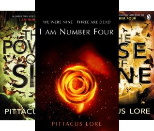 Lorien Legacies (9 Book Series)