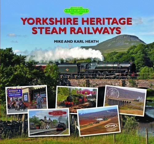 Yorkshire Heritage Steam Railways