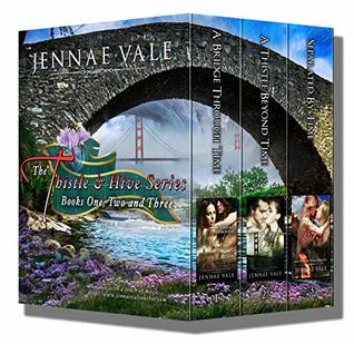The Thistle & Hive Series - Book One, Two and Three: Scottish Medieval Time Travel Romance