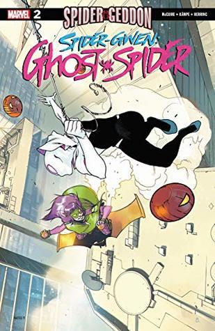 Spider-Gwen: Ghost-Spider (2018-) #2