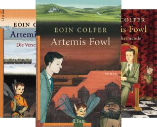 Ein Artemis-Fowl-Roman (Reihe in 8 Bänden)