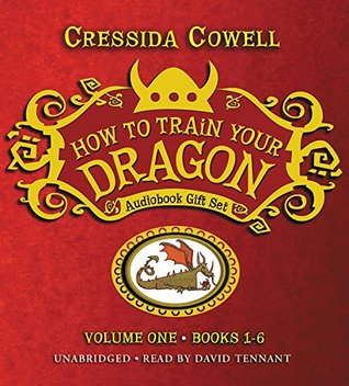 How to Train Your Dragon: Audiobook Gift Set #1
