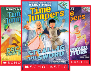 Time Jumpers (4 Book Series)