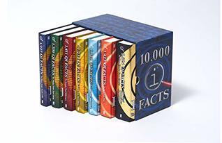 10,000 QI Facts: A Brain-Busting Box Set