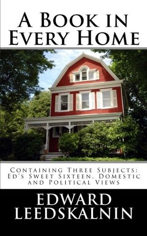 Ed Leedskalnin A Book In Every Home