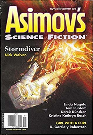Asimov's Science Fiction Magazine November/December 2018