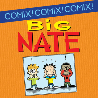 Big Nate Comix (Issues) (4 Book Series)