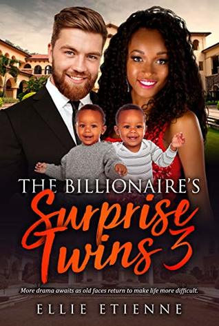 The Billionaires Surprise Twins 3: BWWM Romance (Zari And East)