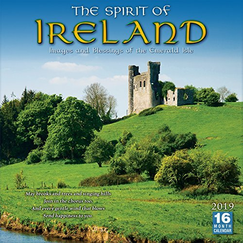 The Spirit of Ireland 2019 Wall Calendar