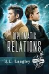 Diplomatic Relations (Sci-Regency #4)