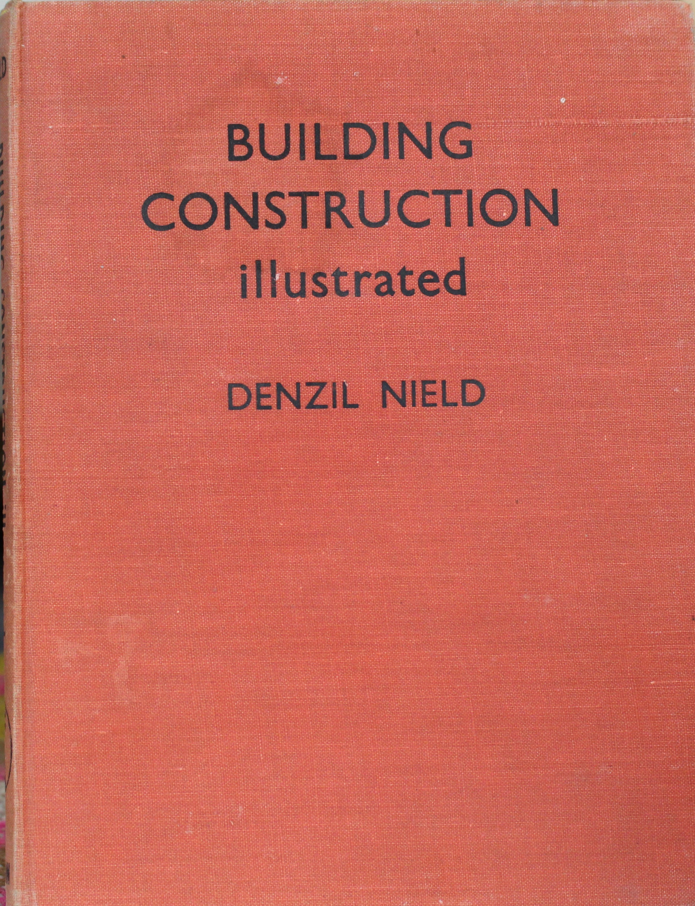 Building Construction: Illustrated