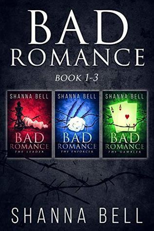 Bad Romance series book 1-3: Contemporary romance box set
