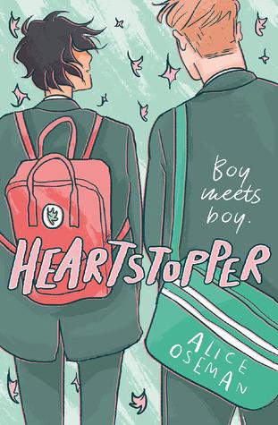 Heartstopper (2 Book Series)