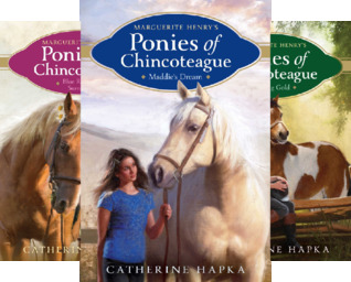 Marguerite Henry's Ponies of Chincoteague (8 Book Series)