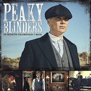 Peaky Blinders 2019 Wall Calendar