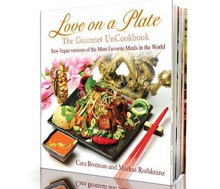 Love on a Plate The Gourmet Uncookbook Version2