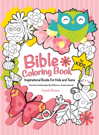 Bible Coloring Book For Kids By Jacob Mason