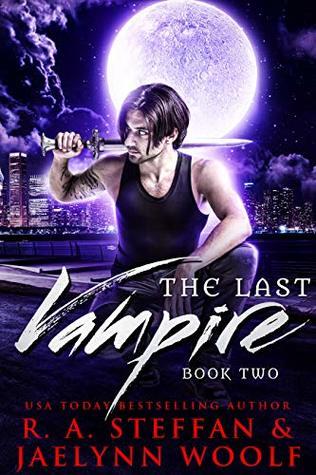 The Last Vampire (The Last Vampire, #2)