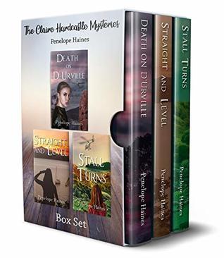 Boxed Set: The Claire Hardcastle Mysteries: The Claire Hardcastle Trilogy