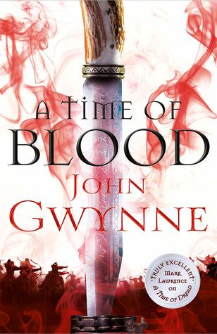 A Time Of Blood (Of Blood and Bone #2)