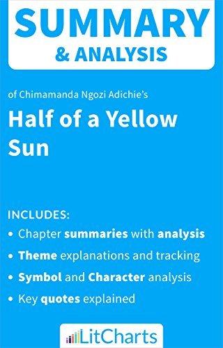 Summary & Analysis of Half of a Yellow Sun by Chimamanda Ngozi Adichie