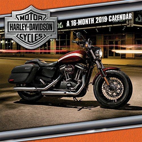 2019 Harley-Davidson Mini Calendar