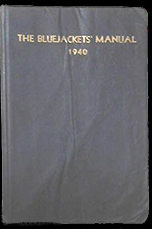 The Blue Jacket's Manual United States Navy