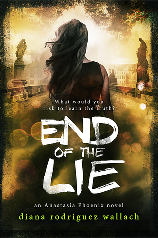 End of the Lie (Anastasia Phoenix #3)