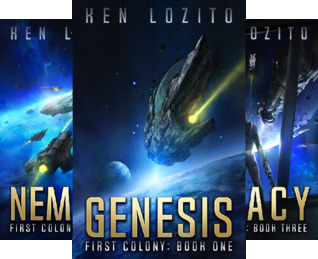 First Colony (6 Book Series)