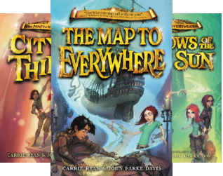 Map to Everywhere (4 Book Series)